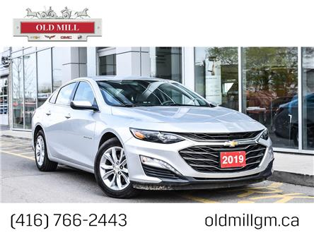 2019 Chevrolet Malibu LT (Stk: 183641U) in Toronto - Image 1 of 23