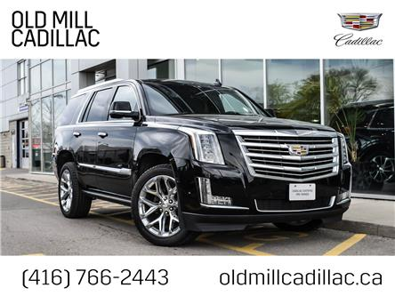 2017 Cadillac Escalade Platinum (Stk: 362537U) in Toronto - Image 1 of 30