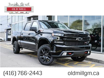 2021 Chevrolet Silverado 1500 LT Trail Boss (Stk: MG296325) in Toronto - Image 1 of 28