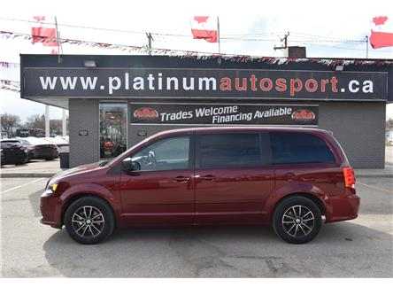 2017 Dodge Grand Caravan CVP/SXT (Stk: PP962) in Saskatoon - Image 1 of 24