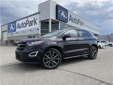 2017 Ford Edge Sport (Stk: 17-56776MB) in Barrie - Image 1 of 30