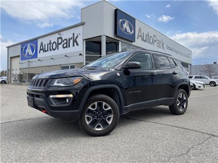 2018 Jeep Compass Trailhawk (Stk: 18-63672JB) in Barrie - Image 1 of 30