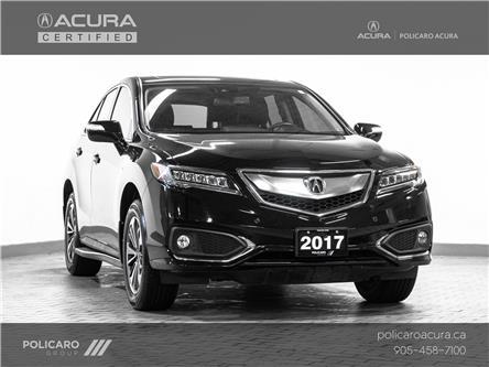 2017 Acura RDX Elite (Stk: 807719P) in Brampton - Image 1 of 28