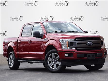 2018 Ford F-150 XLT (Stk: LP1109) in Waterloo - Image 1 of 16