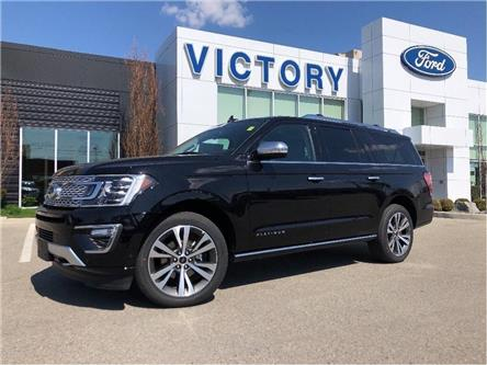 2021 Ford Expedition Max Platinum (Stk: VED20195) in Chatham - Image 1 of 18