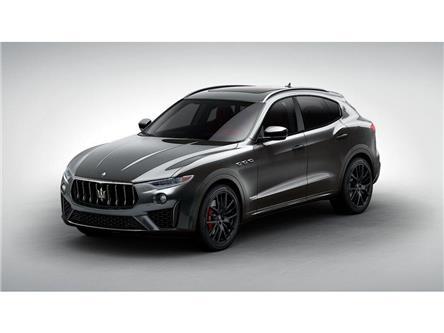 2021 Maserati Levante 2021 Maserati Levante S GranSport 3.0L INCOMING!!! (Stk: 21ML38) in Laval - Image 1 of 8