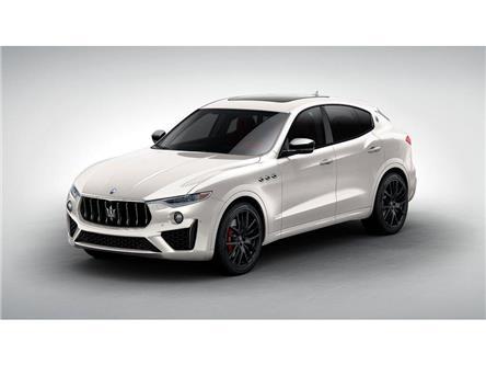 2021 Maserati Levante 2021 Maserati Levante S GranSport 3.0L INCOMING!!! (Stk: 21ML40) in Laval - Image 1 of 8