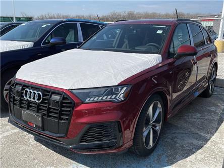 2021 Audi Q7 55 Technik (Stk: 210569) in Toronto - Image 1 of 5