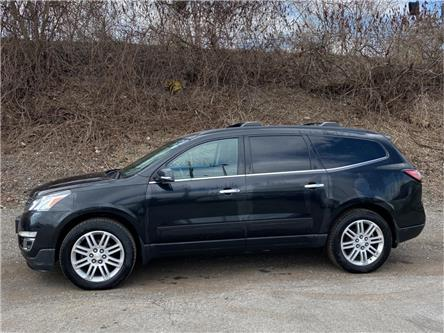 2015 Chevrolet Traverse 1LT (Stk: M0082A) in London - Image 1 of 20