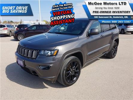 2019 Jeep Grand Cherokee Laredo (Stk: 822171) in Goderich - Image 1 of 29