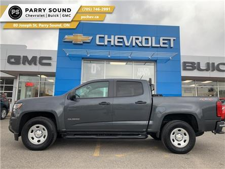 2017 Chevrolet Colorado WT (Stk: PS21-041) in Parry Sound - Image 1 of 20