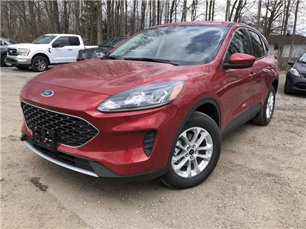 2021 Ford Escape SE (Stk: ES21386) in Barrie - Image 1 of 20