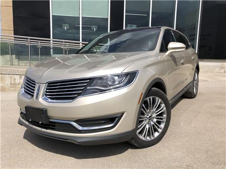 2017 Lincoln MKX Reserve (Stk: P9432) in Barrie - Image 1 of 23