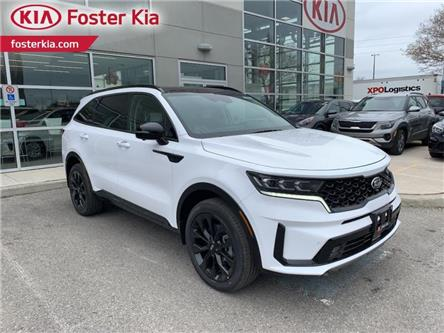 2021 Kia Sorento  (Stk: 2111640) in Toronto - Image 1 of 8