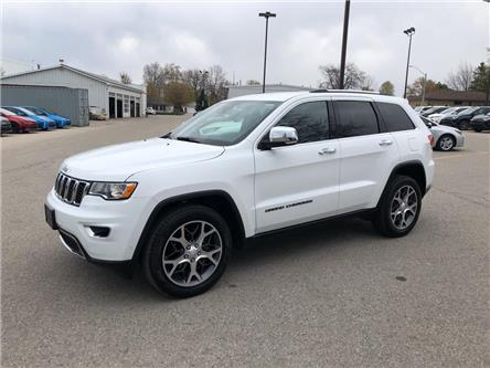 2019 Jeep Grand Cherokee Limited (Stk: U11321) in Goderich - Image 1 of 18