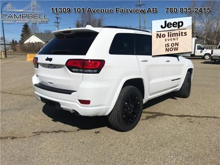 2021 Jeep Grand Cherokee Laredo (Stk: 10740) in Fairview - Image 1 of 17
