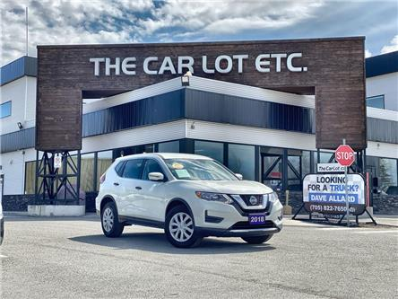 2018 Nissan Rogue S (Stk: 21118) in Sudbury - Image 1 of 23