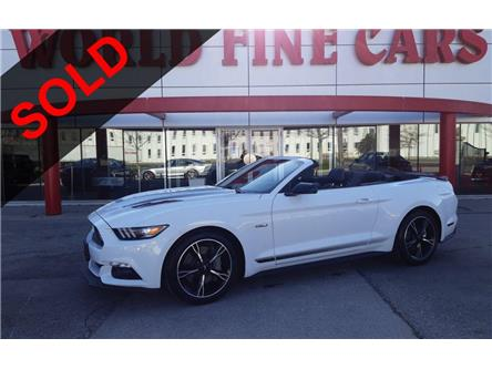 2016 Ford Mustang GT Premium (Stk: 17737) in Toronto - Image 1 of 17