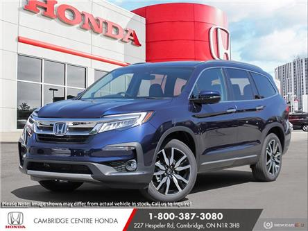 2021 Honda Pilot Touring 8P (Stk: 21769) in Cambridge - Image 1 of 24