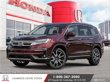 2021 Honda Pilot Touring 7P (Stk: 21756) in Cambridge - Image 1 of 24