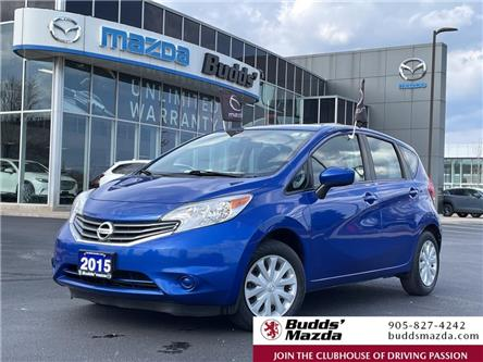2015 Nissan Versa Note 1.6 SV (Stk: 17309A) in Oakville - Image 1 of 18