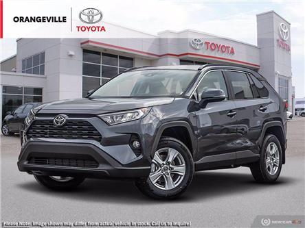 2021 Toyota RAV4 XLE (Stk: 21349) in Orangeville - Image 1 of 23