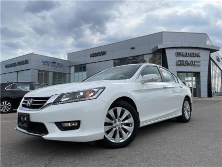 2015 Honda Accord EX-L (Stk: U800335) in Mississauga - Image 1 of 18