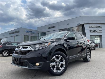 2018 Honda CR-V EX-L (Stk: U102829) in Mississauga - Image 1 of 22