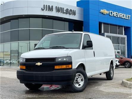 2020 Chevrolet Express 2500 Work Van (Stk: 6590) in Orillia - Image 1 of 16