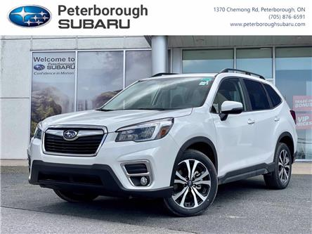 2021 Subaru Forester Limited (Stk: S4541) in Peterborough - Image 1 of 30