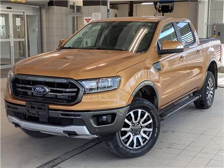 2019 Ford Ranger Lariat (Stk: 22801A) in Kingston - Image 1 of 30