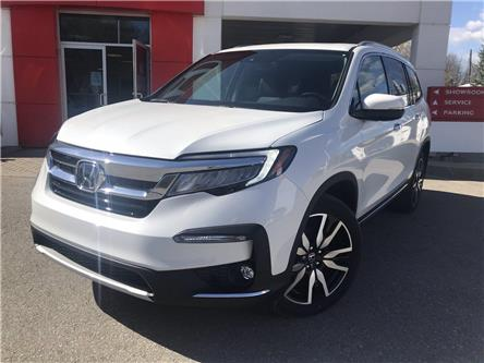 2021 Honda Pilot Touring 7P (Stk: 11255) in Brockville - Image 1 of 26