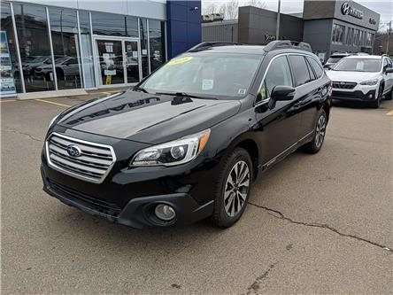 2016 Subaru Outback 2.5i Limited Package (Stk: SUB2681A) in Charlottetown - Image 1 of 18