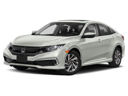 2021 Honda Civic EX (Stk: F21054) in Orangeville - Image 1 of 9