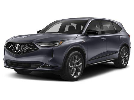 2022 Acura MDX A-Spec (Stk: M13569) in Toronto - Image 1 of 2