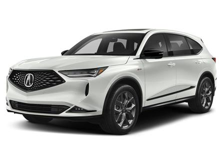 2022 Acura MDX A-Spec (Stk: M13622) in Toronto - Image 1 of 2