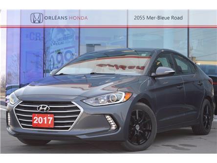 2017 Hyundai Elantra GLS (Stk: 210166A) in Orléans - Image 1 of 30