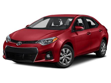 2016 Toyota Corolla CE (Stk: 2039) in Woodstock - Image 1 of 10