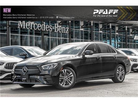 2021 Mercedes-Benz E-Class Base (Stk: 40188) in Kitchener - Image 1 of 10