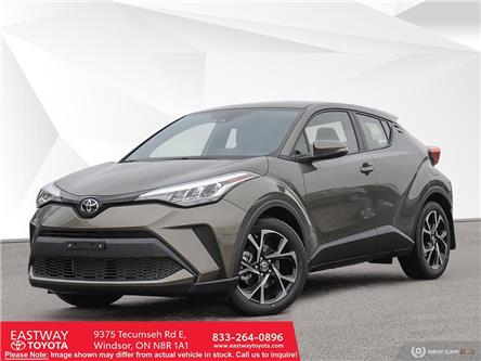 2021 Toyota C-HR XLE Premium (Stk: HR3564) in Windsor - Image 1 of 23