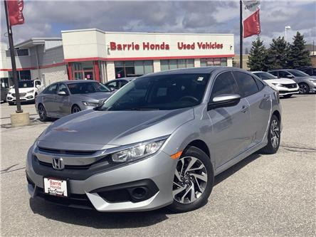 2018 Honda Civic EX (Stk: U18586) in Barrie - Image 1 of 22