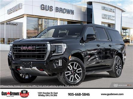2021 GMC Yukon XL AT4 (Stk: R324277) in WHITBY - Image 1 of 23