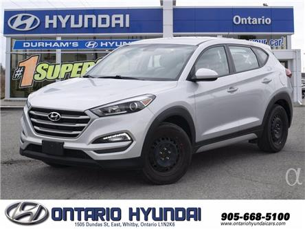 2017 Hyundai Tucson Base (Stk: 16065K) in Whitby - Image 1 of 17