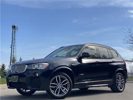 2017 BMW X3 xDrive28i (Stk: P1798) in Barrie - Image 1 of 17