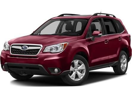2015 Subaru Forester 2.5i Touring Package (Stk: 30243A) in Thunder Bay - Image 1 of 8