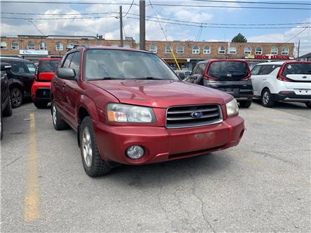 2003 Subaru Forester XS (Stk: T21320) in Toronto - Image 1 of 8