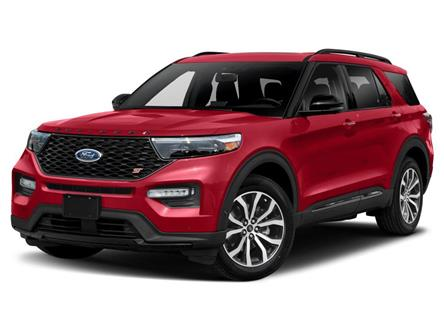 2021 Ford Explorer ST (Stk: 216676) in Vancouver - Image 1 of 9