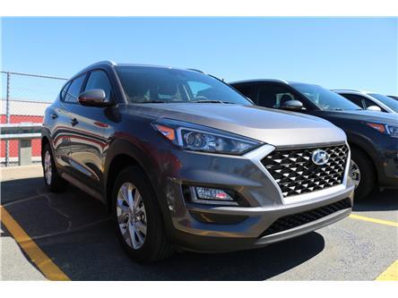 2021 Hyundai Tucson Preferred (Stk: 17476) in Saint John - Image 1 of 9