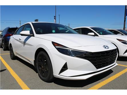 2021 Hyundai Elantra Preferred (Stk: 12489) in Saint John - Image 1 of 10