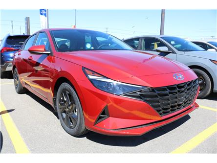 2021 Hyundai Elantra Preferred (Stk: 12363) in Saint John - Image 1 of 9